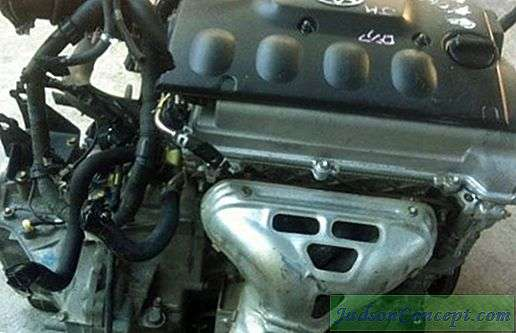 1nz-fe gasoline engine: specifications, features and reviews